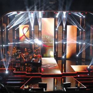 2014 La télé chante pour le sidaction - Photo: © Sylvie Grosbois